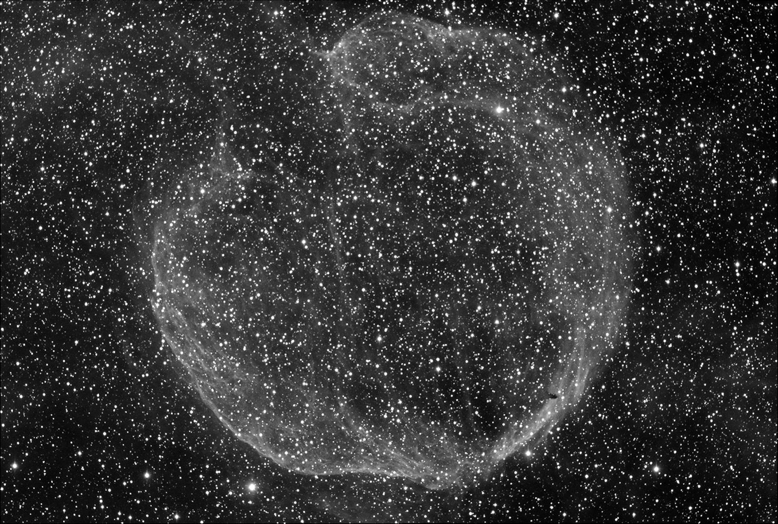 Abell 85 Supernova Remnant - Hi Res