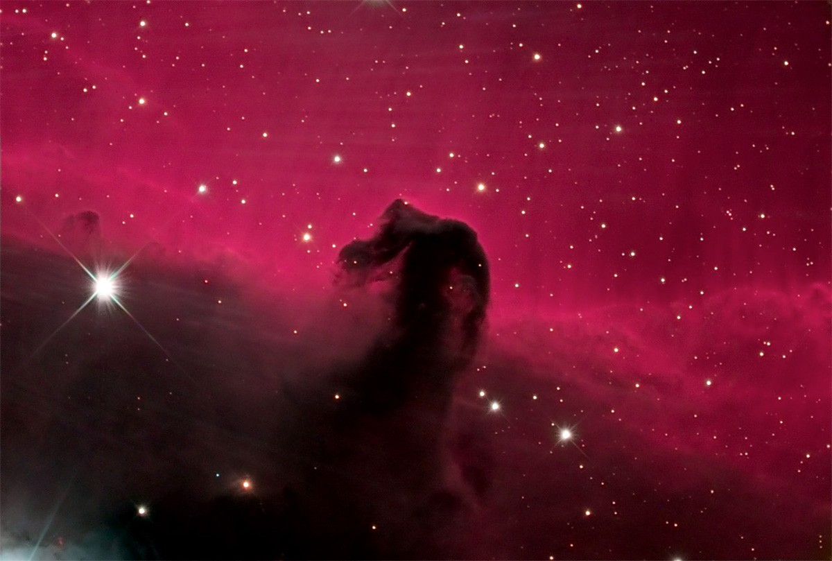 horsehead nebula pictures - HD1200×809